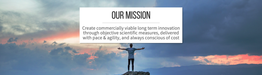 Innovation Consultancy | Creating Possibilities Mission