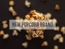 Innovation Consultancy New Popcorn Brand