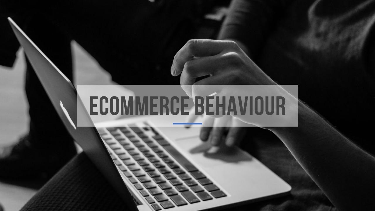 eCommerce behaviour & insight USA and UK